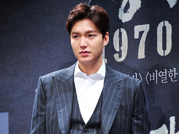 Tantang Kualitas Akting, Lee Min Ho Bakal Perankan Dua Karakter di Drama Terbarunya!