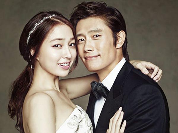 Selamat, Lee Min Jung Dikabarkan Hamil 27 Minggu!
