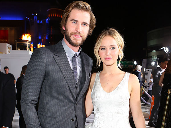 Sama-sama Baru Move On, Jennifer Lawrence dan Liam Hemsworth Cinta Lokasi?