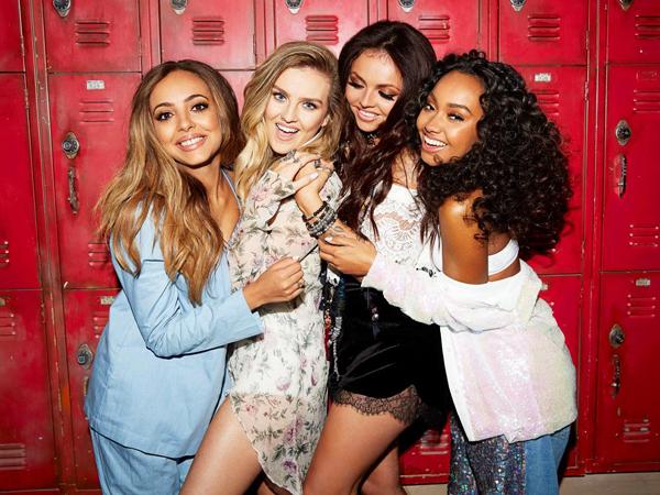Dari Alien Hingga Istilah Seks, Ini Rahasia Dibalik Nama Grup Little Mix