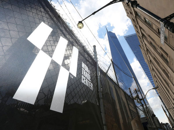 Logo Baru World Trade Center, New York, Apa Artinya Ya?