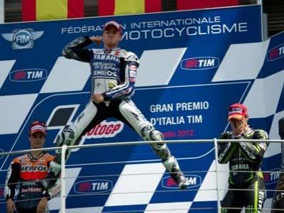 Lorenzo: Ada 4 Calon Juara Moto GP 2013