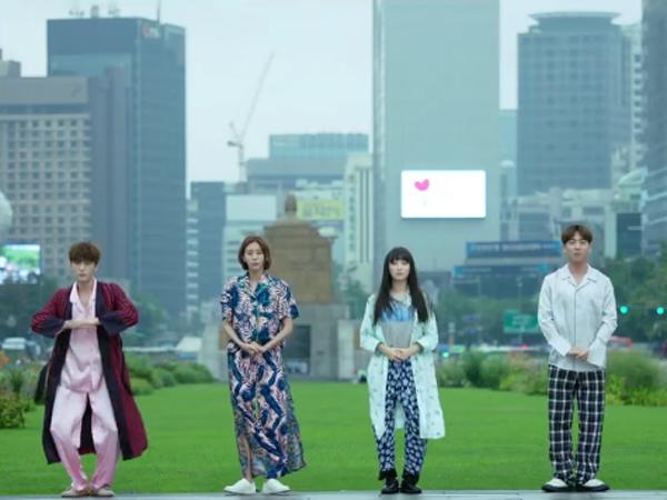Jaejoong, UEE, Hingga Baro B1A4 Tampil Kocak  di Teaser Drama 'Manhole' dengan Dance 'PPAP'