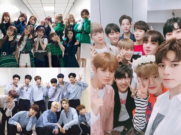 Seluruh Member IZ*ONE, X1, dan Satu dari Wanna One Dilaporkan Hasil Manipulasi, Ini Penjelasannya