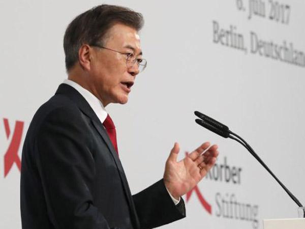 Penawaran 'Damai' Presiden Jelang Reuni Keluarga Dua Korea di Peringatan Berakhirnya Perang