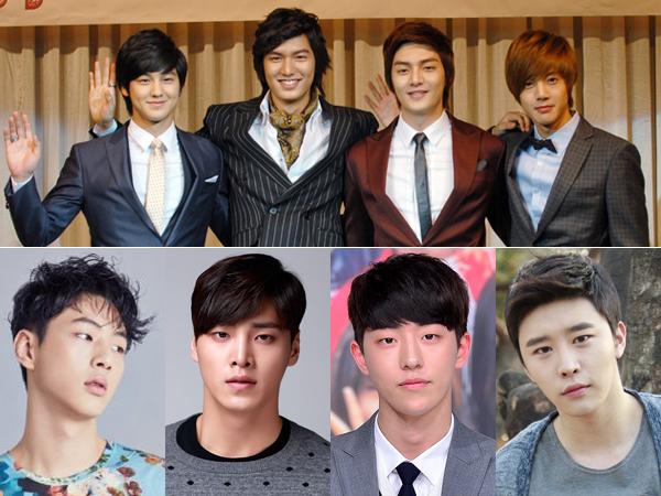 Inikah Aktor Muda yang Akan Jadi Generasi Baru F4 Versi Korea?