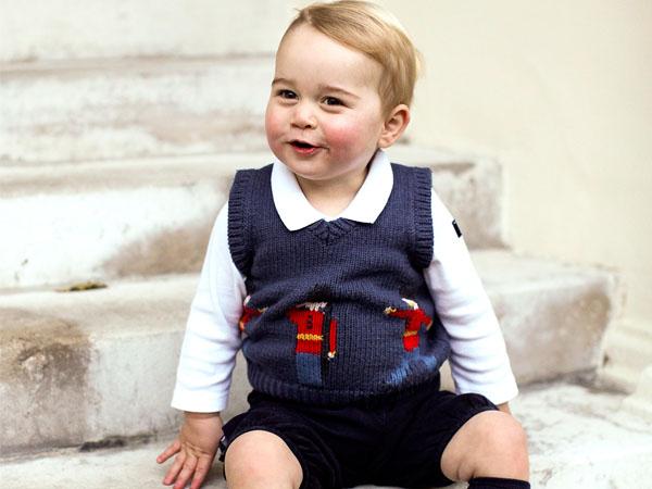 Sambut Ultah Ke-2, Kerajaan Inggris Rilis Foto Menggemaskan Pangeran George