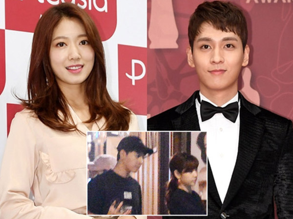 Dispatch Rilis Foto-foto Kebersamaan Choi Tae Joon dan Park Shin Hye, Suka Pakai 'Baju Couple'!