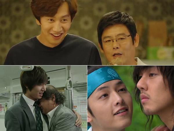 Yuk, Simak 5 'Pasangan Unik' yang Bumbui Keseruan di Drama Korea!
