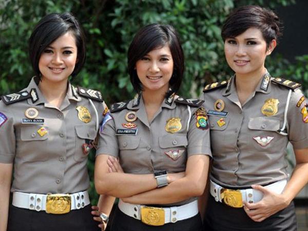 HUT Polwan ke-68, Ini Larangan Kapolri Tito Karnavian Untuk 'Polisi Cantik'