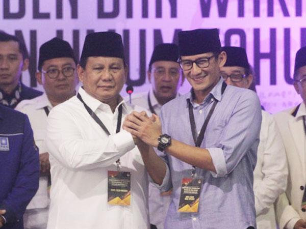 Persiapan 'Tak Biasa' Prabowo Jelang Jalani Tes Kesehatan Pilpres 2019