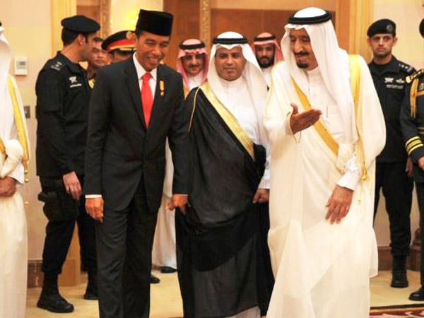 Siap Berkunjung, Ini Alasan Presiden Jokowi Akan Jemput Langsung Raja Arab di Bandara