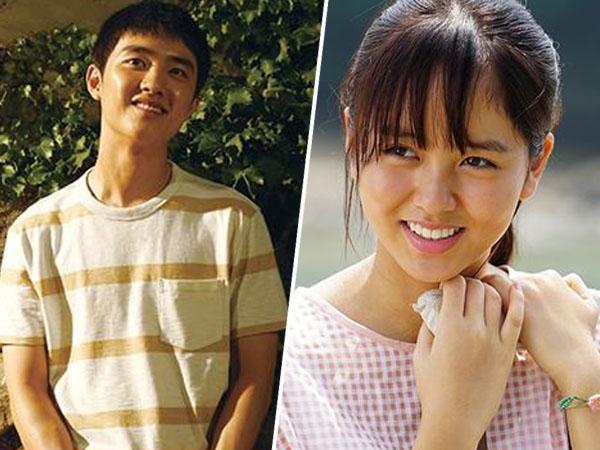 D.O EXO dan Kim So Hyun jadi Remaja Desa di Latar Syuting Film 'Pure Love'
