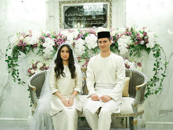 Putri Sultan Malaysia Dinikahi Pria Belanda Hanya Meminta Mahar Rp 70 Ribu