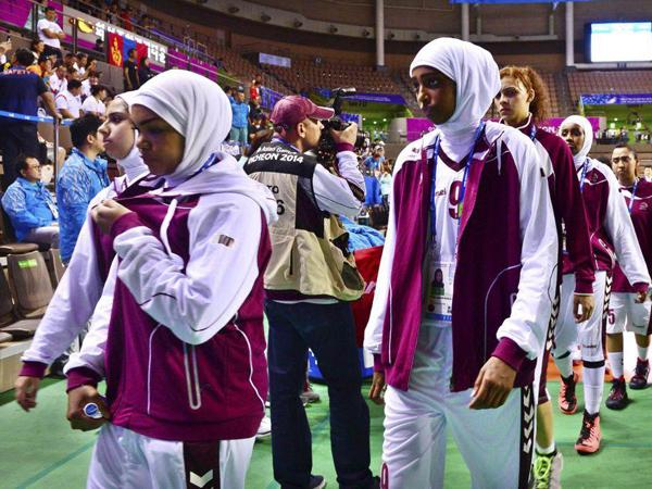 Menpora Jamin Atlet Muslimah Boleh Pakai Kostum yang Menutup Aurat di Asian Games 2018
