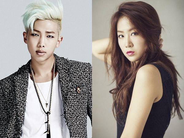 Kolaborasi dengan Soyu Sistar Seperti Mimpi Jadi Kenyataan Bagi Rap Monster BTS