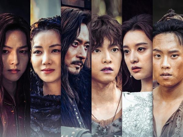 Tayang Saat Libur Chuseok, Drama 'Arthdal Chronicles' Catat Rating Terendahnya