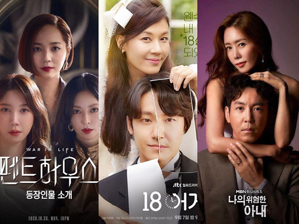 Rating Drama Korea Senin-Selasa: 18 Again Selesai, The Penthouse No. 1