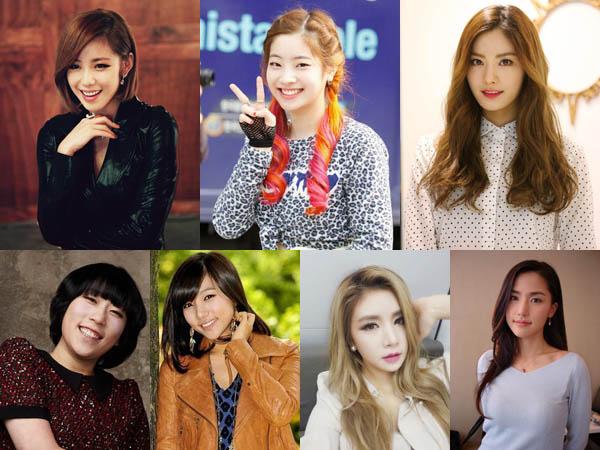 Tambah Hyosung Secret, Ini Member Tetap 'Real Men' Edisi Wanita Terbaru yang Siap Produksi
