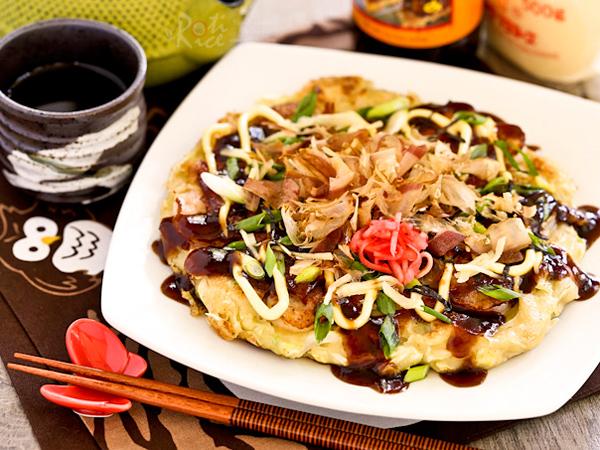 Resep Mudah Buat Okonomiyaki Buat Si Doyan Kuliner Jepang