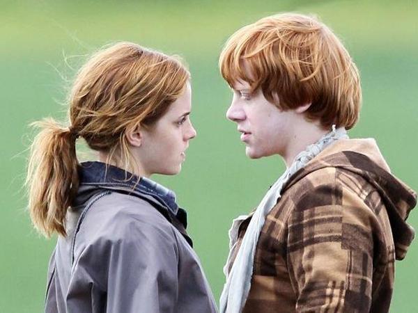 Kenang Kembali Adegan Ciuman di 'Harry Potter', Ini Kata Rupert Grint dan Emma Watson