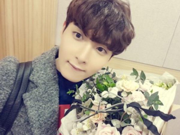 Selamat! Ryeowook Super Junior Raih Penghargaan Solo Pertamanya