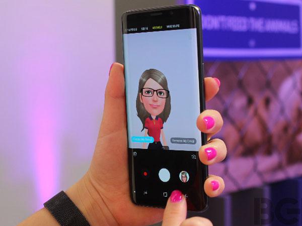 AR Emoji Galaxy S9 Dianggap Tiru Animoji iPhone X, Samsung: Jelas Besar Bedanya