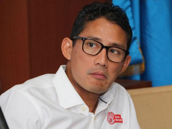 Disebut Miliki Tol Cipali dan Bandingkan Spanduk 'Jalan Tol Jokowi', Sandiaga: Jangan Childish