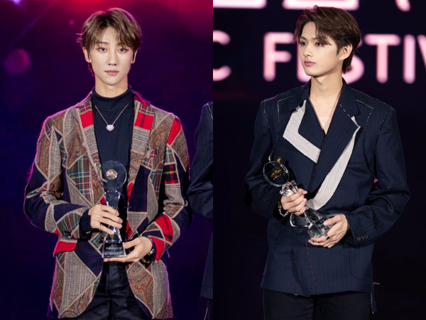 SEVENTEEN Raih 2 Penghargaan di Ajang Asian Music Awards 2019