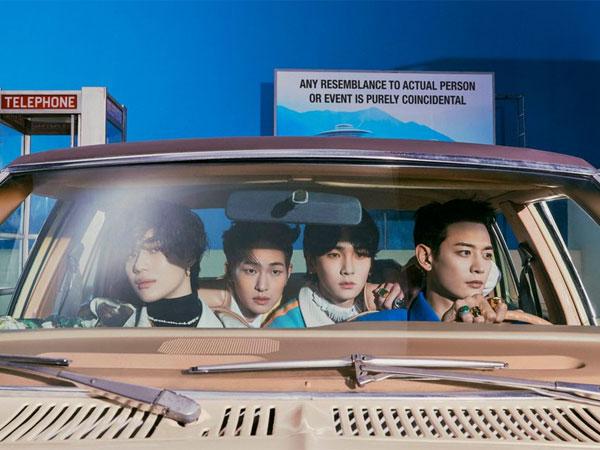 SHINee Puncaki Chart iTunes di 45 Negara dengan Album 'Don't Call Me'