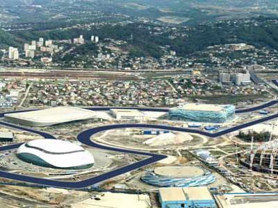 Ikutan Moto GP, Rusia Bangun Sirkuit