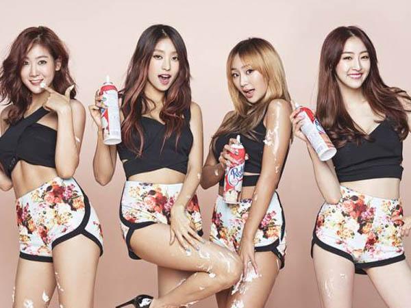 Kembali Buktikan Kepopularitasan, Sistar Juga Pecahkan Rekor Rating 2 Variety Show Ini