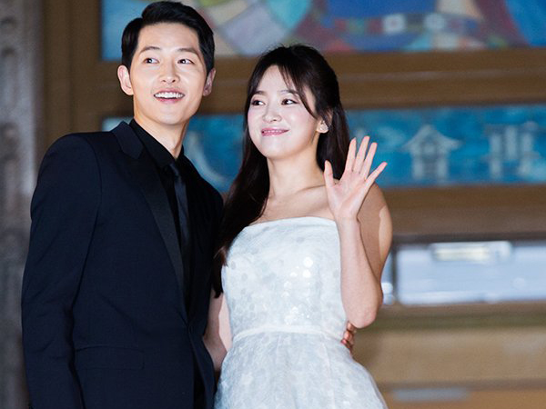 Song Hye Kyo akan Jadi Bintang Tamu Jumpa Fans Song Joong Ki di Tiongkok!