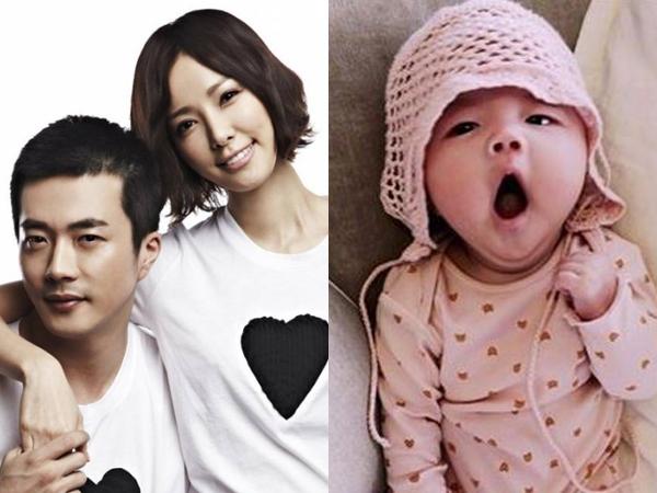Gemasnya Ri Ho, Bayi Perempuan Kwon Sang Woo dan Son Tae Young