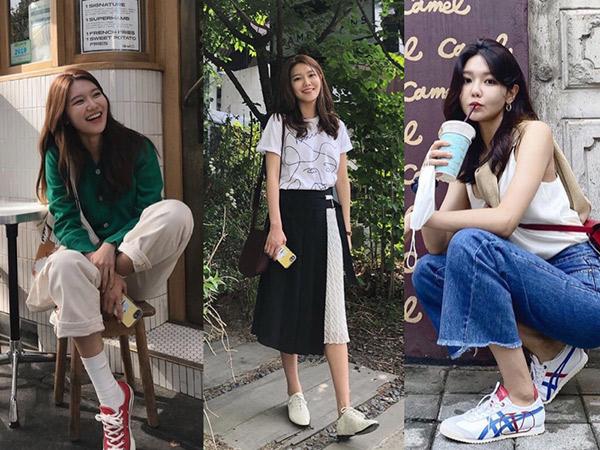 Contek OOTD Casual dan Simple Ala Sooyoung SNSD Ini Yuk
