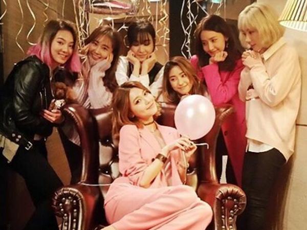 Gelar Pesta Ulang Tahun Mewah dan Tertutup, Sooyoung SNSD Jadi Ratu dalam Sehari!