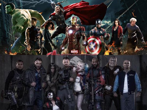 Foto Syuting 'Captain America: Civil War' dan 'Suicide Squad' Bocor, Perang Spoiler?