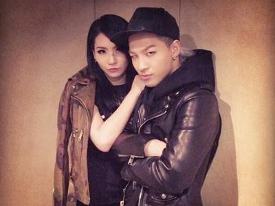 CL 2NE1 Ingin Punya Skandal dengan Taeyang Big Bang?