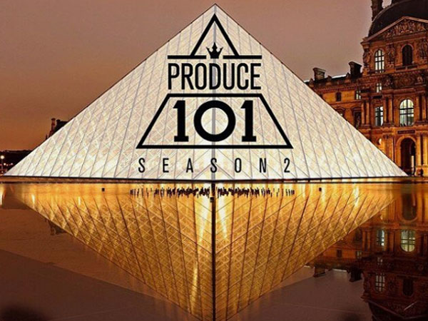 Mnet Rilis Foto Teaser 'Produce 101' Bertema Makanan Hingga Pemandangan!
