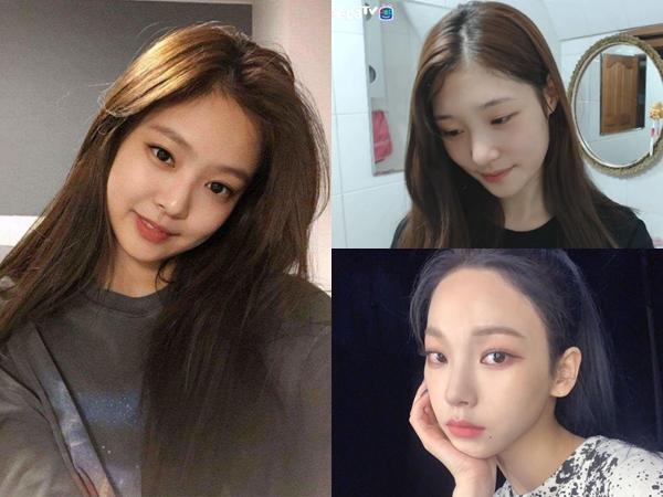 Deretan Idol K-Pop Dengan Bare Face Terbaik (Part 2)
