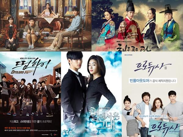 5 Drama Populer Kim Soo Hyun, Jadi Idol Hingga Alien