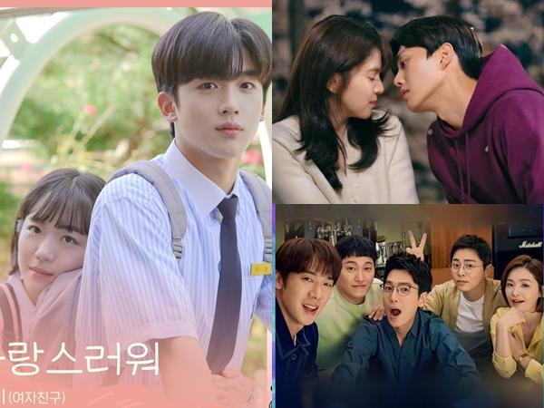 5 Soundtrack Drama Korea 2021 yang Bikin Candu