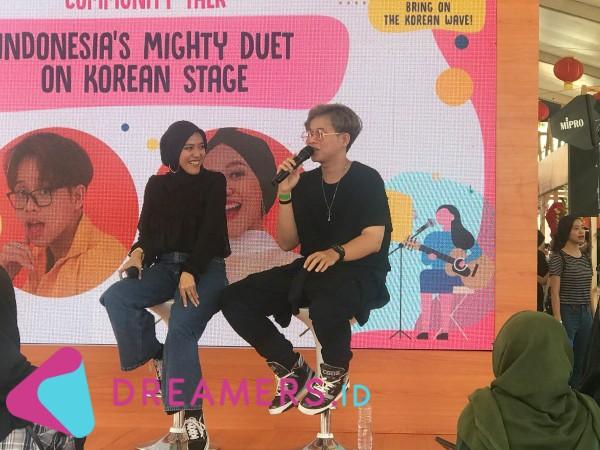 Duo YouTuber K-Pop Bagi-bagi Tips Cara Buat Konten Yang Menarik di HOBBY GROUND 2019
