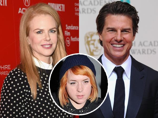 Tom Cruise Bayari Pernikahan Anak Perempuannya Bersama Nicole Kidman