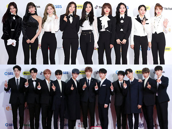 Dua Grup Idola Ini Diduga Lipsync Saat SBS Gayo Daejun 2018, Fans Kecewa Tapi Maklum?