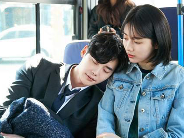 Kisah Cinta Romantis Namun Tragis Lee Jong Suk & Suzy di Teaser Perdana 'While You Were Sleeping'