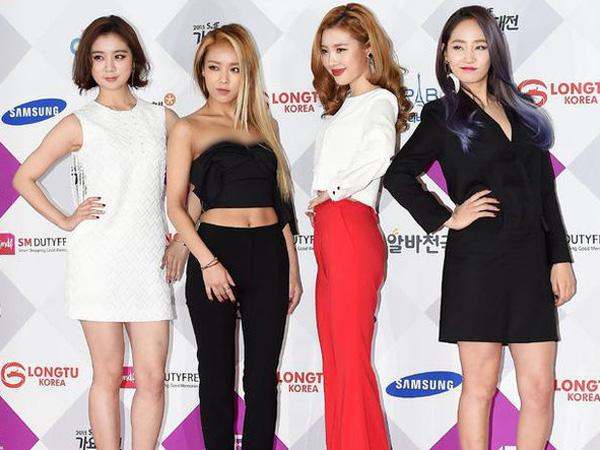 JYP Entertainment Kabarkan Fans Soal Rencana Comeback Wonder Girls