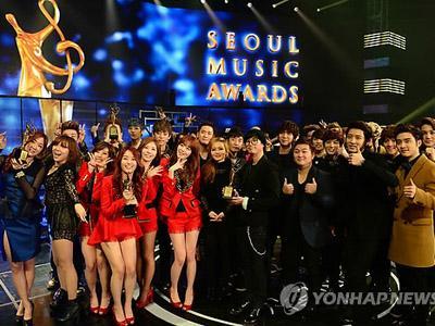 Ini Dia Daftar Peraih Penghargaan di Seoul Music Awards 2013