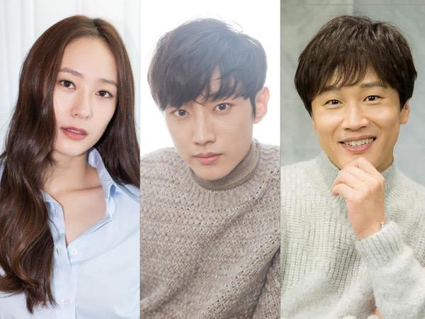 Syuting Drama Terbaru Krystal f(x) dan Jinyoung B1A4 Dihentikan Sementara