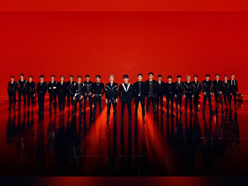 NCT Akan Tampilkan Aksi Panggung Hybrid 23 Member di MAMA 2020